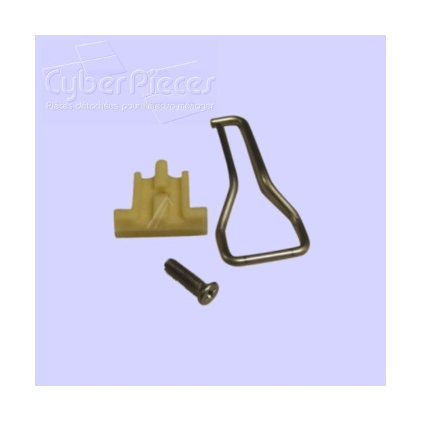 Kit crochet de fermeture Indesit C00085024