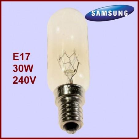 Lampe incandescente E17- 240V - 30W / 25X84