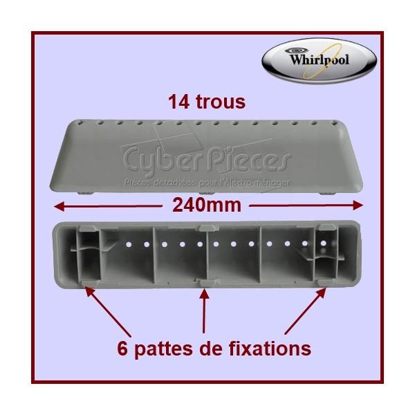 Aube de brassage Whirlpool 480111104175