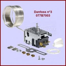 Thermostat Danfoss N°3 - 077B7003 à Dégivrage Automatique CYB-014151