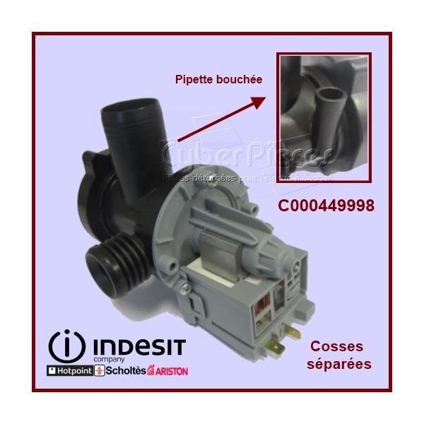 Pompe de vidange Indesit C00044998