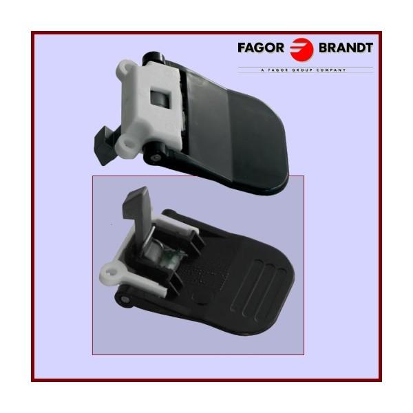 Poignée de hublot noire Brandt  LA8E000M6
