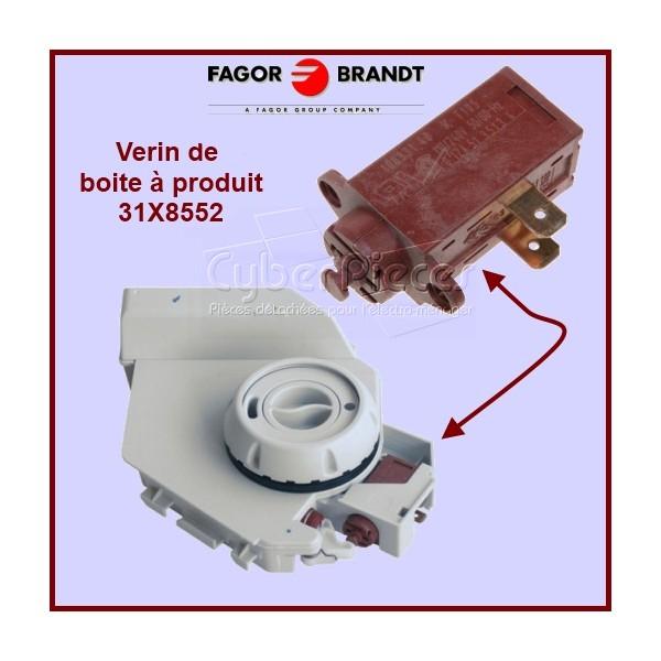 Verin de boite à produits Brandt 31X8552