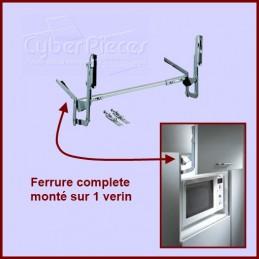 Ferrure complete fixe 1 Vérin