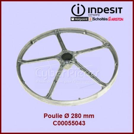 Poulie de tambour Ø280 - C00055043