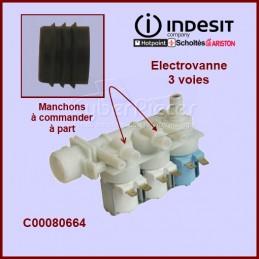Electrovanne triple à cosses C00080664 CYB-050654