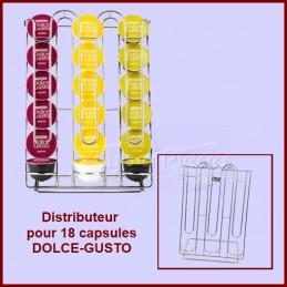 Porte capsules18 dosettes...