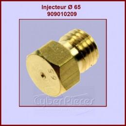 Injecteur Ø 65 gaz butane...