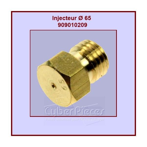 Injecteur Ø 65 gaz butane 909010209