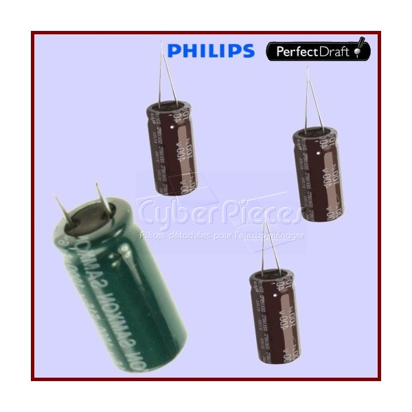 Kit condensateurs PerfectDraft 996500044310 Platine d'alimentation