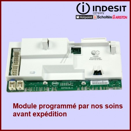 Module de commande  EVO 2  Indesit C00254535