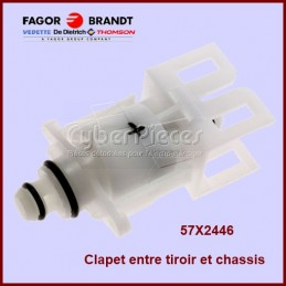 Clapet Male/ Femelle 57X2446