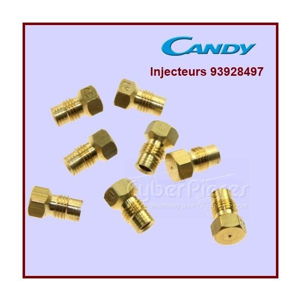 Jeu d'injecteurs gaz butane/propane 93928497