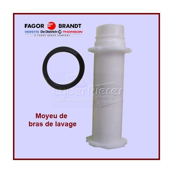 Moyeu du bras de lavage inférieur Brandt 32X3921