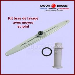 Bras de lavage inférieur 31X9985 + moyeu et joint Brandt 32X3921 GA-106023