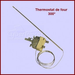 Thermostat de four 300° -...