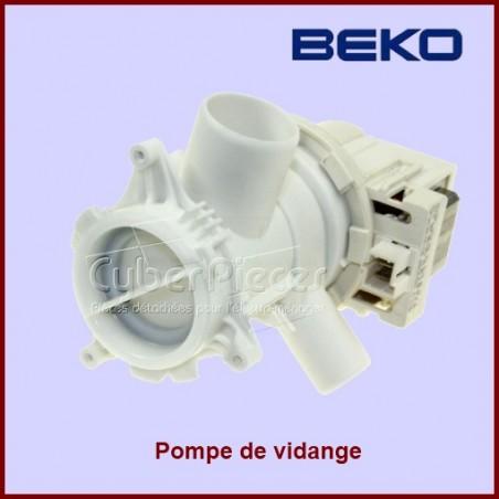 Pompe de vidange 3 Sorties Beko 2880402000