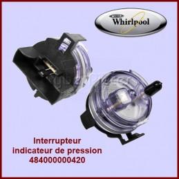 Interrupteur de niveau d'eau optique (OWI) et Sonde de température 484000000420 CYB-086844