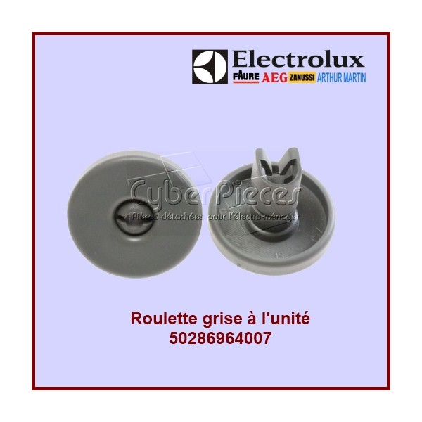 Roulette grise à l'unité Electrolux 50286964007