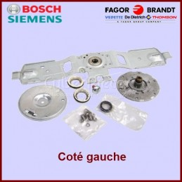Kit Palier Complet gauche 52X5020 + Axe Tambour CYB-105828