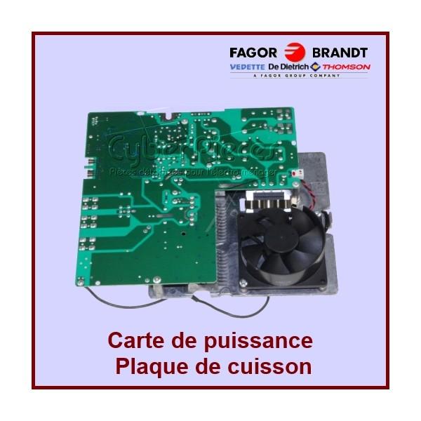 Platine De Puissance Brandt AS0021113