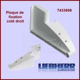 Plaque de fixation Droite 7433698 Liebherr CYB-097277