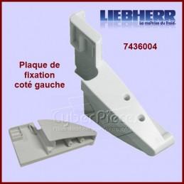 Plaque de fixation Gauche 7436004 Liebherr CYB-097291