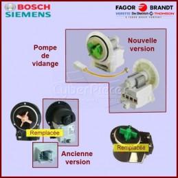 Pompe de vidange MALICE avec Adaptateur AS6005275 CYB-000468