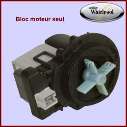 Bloc moteur seul pour pompe 481231028144 ou 481231018458 CYB-000833