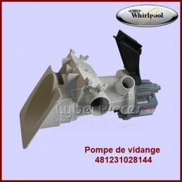 Pompe de vidange complète 481231028144 CYB-001182