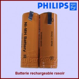 Lot de 2 batteries rechargeables CYB-027052