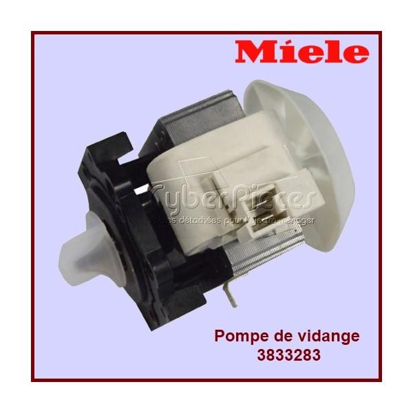 Pompe Miele Origine Constructeur 3833283