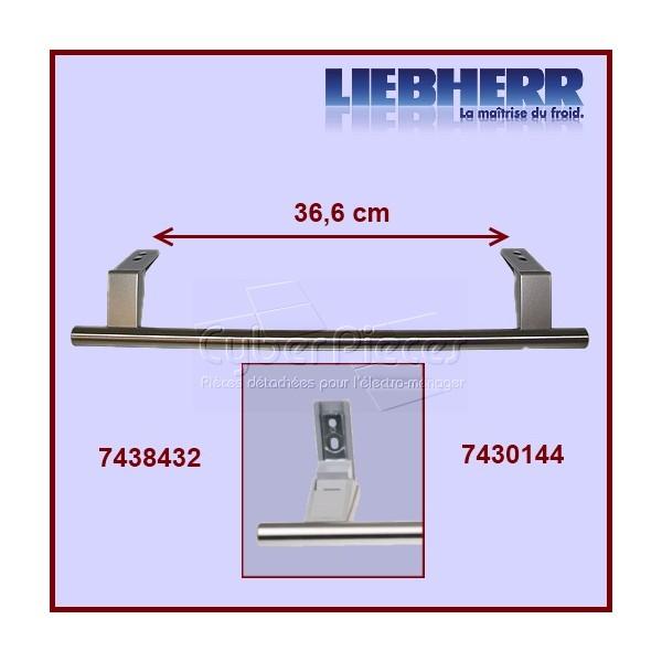 Poignée de porte Inox 7438432