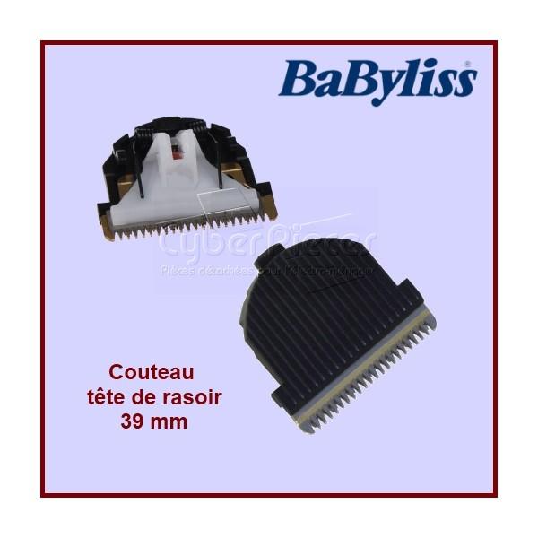 Couteau 39mm pour tondeuse Babyliss 35007620