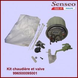 Kit valve et chaudiere...