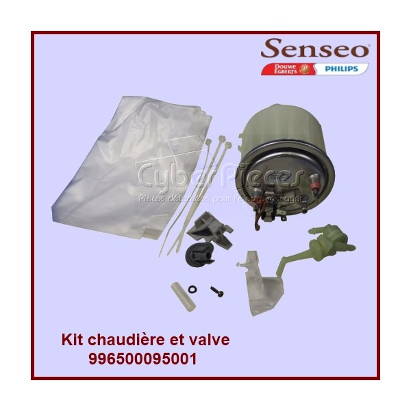 Kit valve et chaudiere Senseo 996500095001