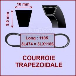 Courroie trapézoïdale -...