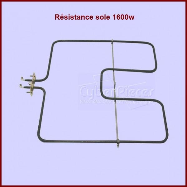 Résistance sole 1600W - 004121