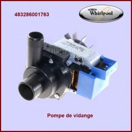 Pompe de vidange 100W Whirlpool 483286001763 CYB-208604
