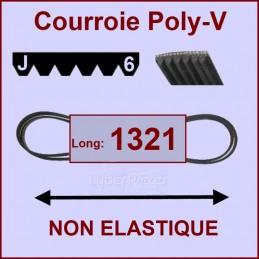 Courroie 1321J6 non...