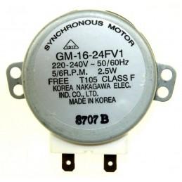 Moteur plateau micro-ondes C00060046 CYB-319010