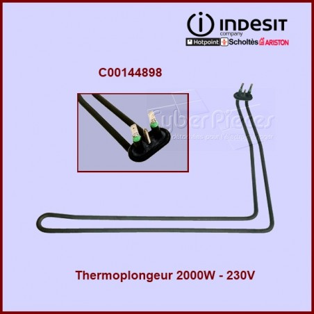 Thermoplongeur 2000W Indesit C00144898
