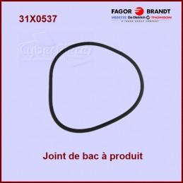 Joint du bac à produit Brandt 31X0537 CYB-145121