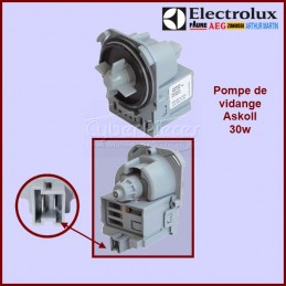 Pompe de vidange à connecteur 1326630009 CYB-000659