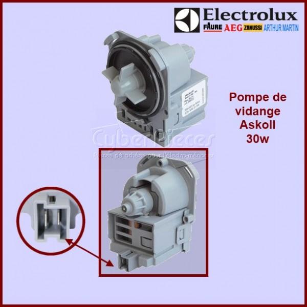 Pompe de vidange Askoll à connecteur 1326630009