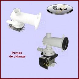 Pompe de vidange 481936018138 CYB-000109