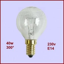 Lampe Four E14 - 40w - 300° CYB-015523