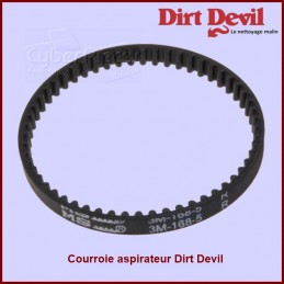 Courroie aspirateur DIRT DEVIL 0225001 CYB-051606