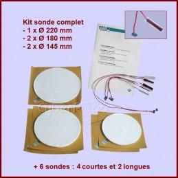 Kit sondes complet pour induction 3196248003 CYB-107105