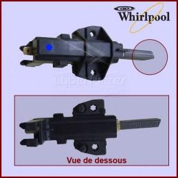 Charbon moteur avec support 31x13,5x5mm CYB-008204